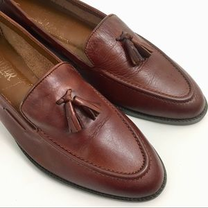 Sandler of Boston Leather Loafers G0007
